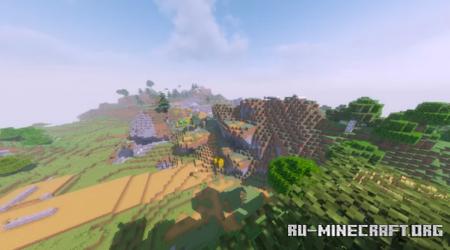 Скачать Engsoleie Villange для Minecraft