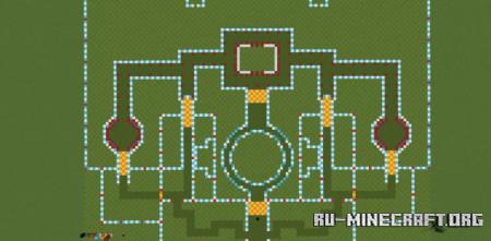 Скачать Kodai No Jiin. Temple of Ancients для Minecraft