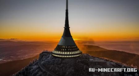 Скачать Jested Tower - Krysot для Minecraft