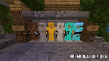 Скачать Elite Pack [16x16] для Minecraft PE 1.16