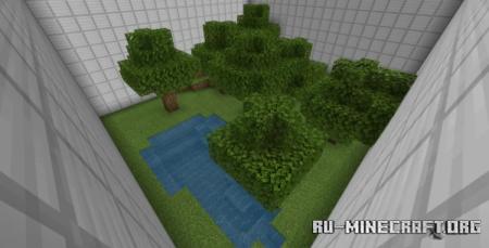 Скачать Find the button by HROSA для Minecraft