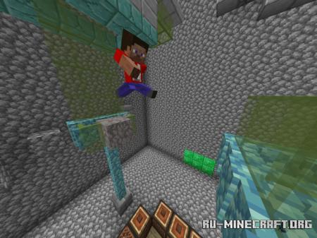 Скачать Pillar Parkour для Minecraft PE