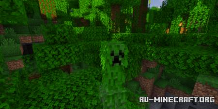 Скачать Creepers 303 для Minecraft 1.16