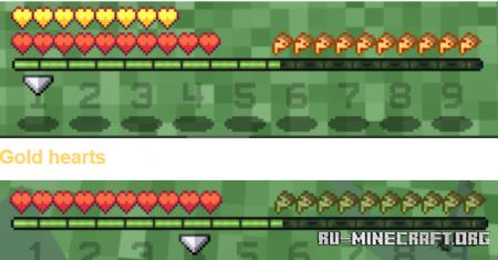 Скачать Better Hotbar для Minecraft PE 1.16