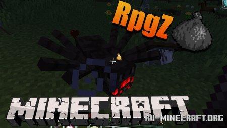 Скачать RpgZ для Minecraft 1.16.5
