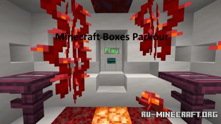 Скачать Minecraft Boxes Parkour для Minecraft