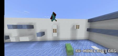 Скачать 2×2 Parkour для Minecraft PE