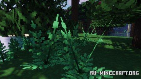Скачать Deep Blue [16x] для Minecraft 1.16