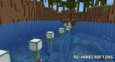 Скачать The Master of Parkour для Minecraft