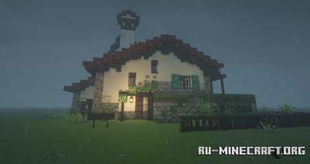 Скачать Zelda Breath of the Wild - Link's House для Minecraft