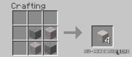 Скачать Cavern: More Rocks для Minecraft PE 1.16