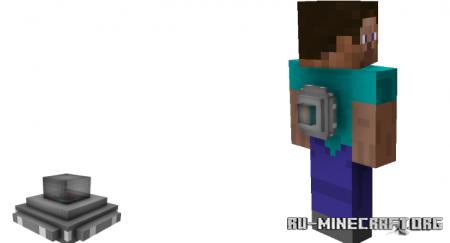 Скачать Elytra Models для Minecraft PE 1.16