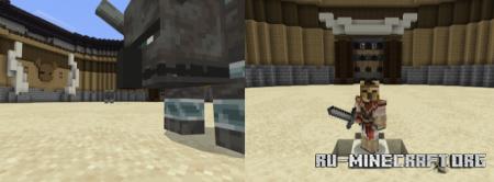 Скачать The Pit для Minecraft PE