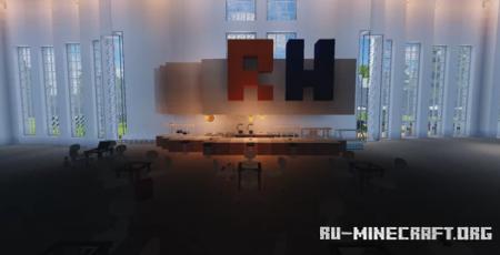 Скачать HighSchool by 6lc для Minecraft