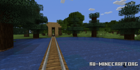 Скачать Cube World Theme Park для Minecraft