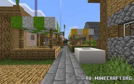 Скачать Tacky 3D [256x256] для Minecraft PE 1.16