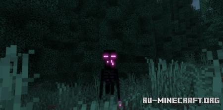 Скачать Endermen 404 для Minecraft 1.16