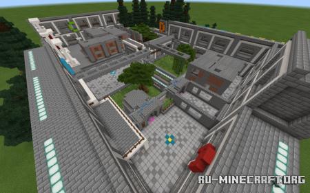 Скачать HOLO PvP – Solo Competitive Battle для Minecraft PE