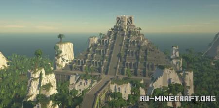 Скачать Jungle Temple by SeanBit для Minecraft