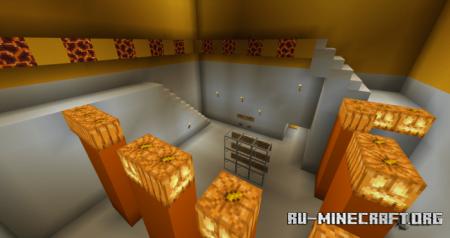 Скачать Tower of Craft (Obby) для Minecraft PE