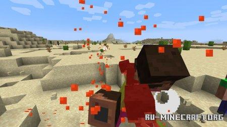 Скачать LotMoreSteves для Minecraft 1.16.5
