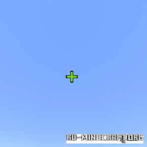 Скачать RGB Crosshair (Animated Rainbow Crosshair) для Minecraft PE 1.16