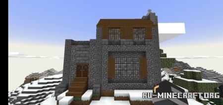 Скачать Dragon Hunter House для Minecraft PE