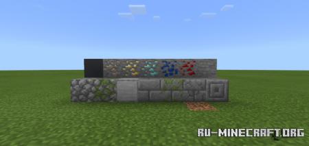 Скачать Stone to Deepslate для Minecraft PE 1.16