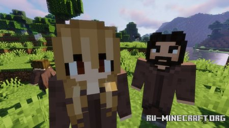 Скачать Player Mob Models для Minecraft 1.16