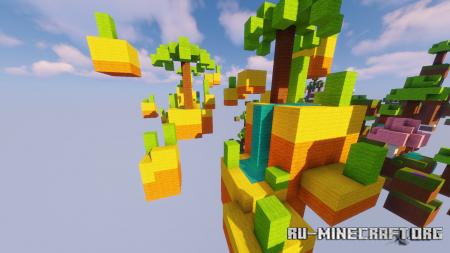 Скачать Wool Parkour 2 для Minecraft