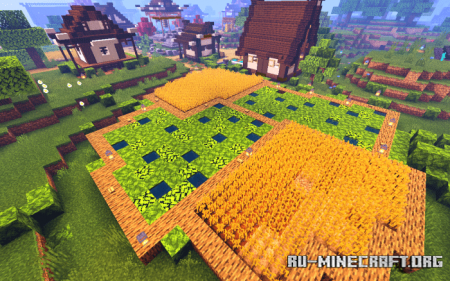 Скачать Cortezerino's Japanese Village для Minecraft PE