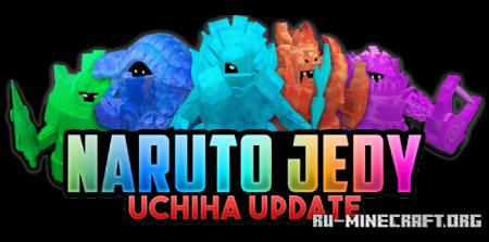 Скачать Naruto Jedy – Completely in HD для Minecraft PE 1.16