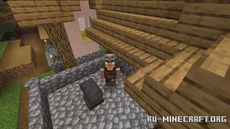 Скачать The Life of a Blacksmith для Minecraft PE