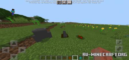 Скачать Defensive Machines для Minecraft PE 1.16