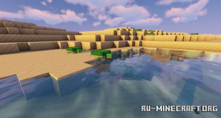 Скачать 8BitCraft 2 для Minecraft 1.16