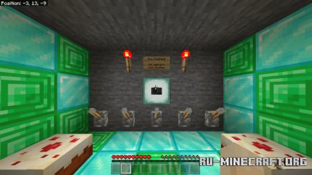 Скачать XTRA Easy Parkour для Minecraft PE