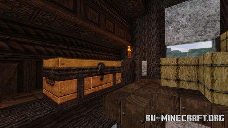 Скачать Misas Realistic [64x] для Minecraft 1.16