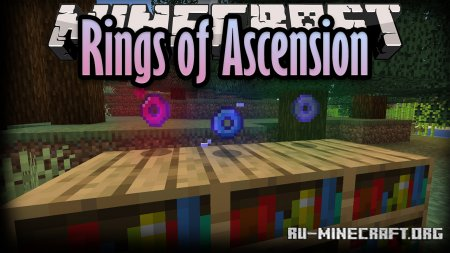 Скачать Rings of Ascension для Minecraft 1.16.5