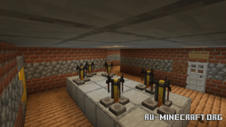 Скачать Reanimation by MikeyPlays для Minecraft PE