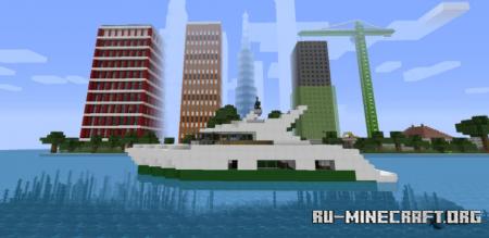 Скачать Deep sea city VINA для Minecraft