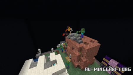 Скачать Flipper Minigames для Minecraft PE