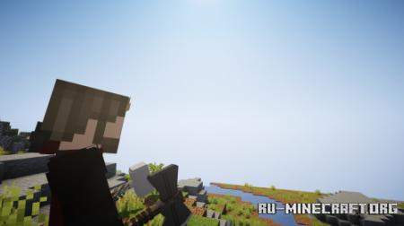Скачать Громсекира и Мьёльнер Тора для Minecraft 1.16
