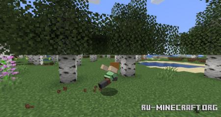 Скачать MJs Animations для Minecraft 1.16.5