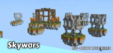 Скачать Minegames v3.7.2 для Minecraft PE