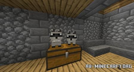 Скачать More Pets для Minecraft PE 1.16
