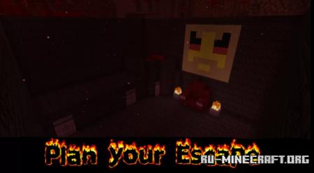 Скачать Nether Gate: Horror Hell для Minecraft