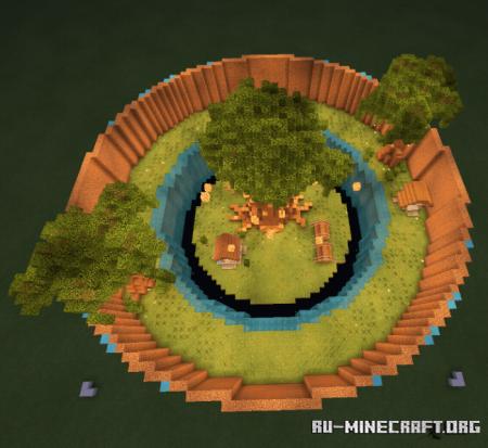 Скачать MMON'S Minigames для Minecraft PE