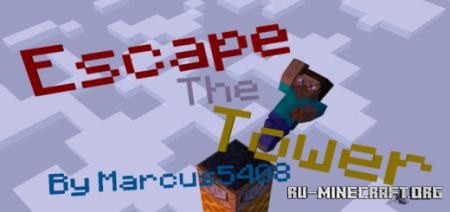 Скачать Escape The Tower: A Puzzle для Minecraft PE