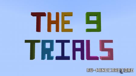 Скачать THE 9 TRIALS для Minecraft