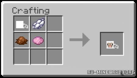 Скачать Mob Disguises для Minecraft PE 1.16
